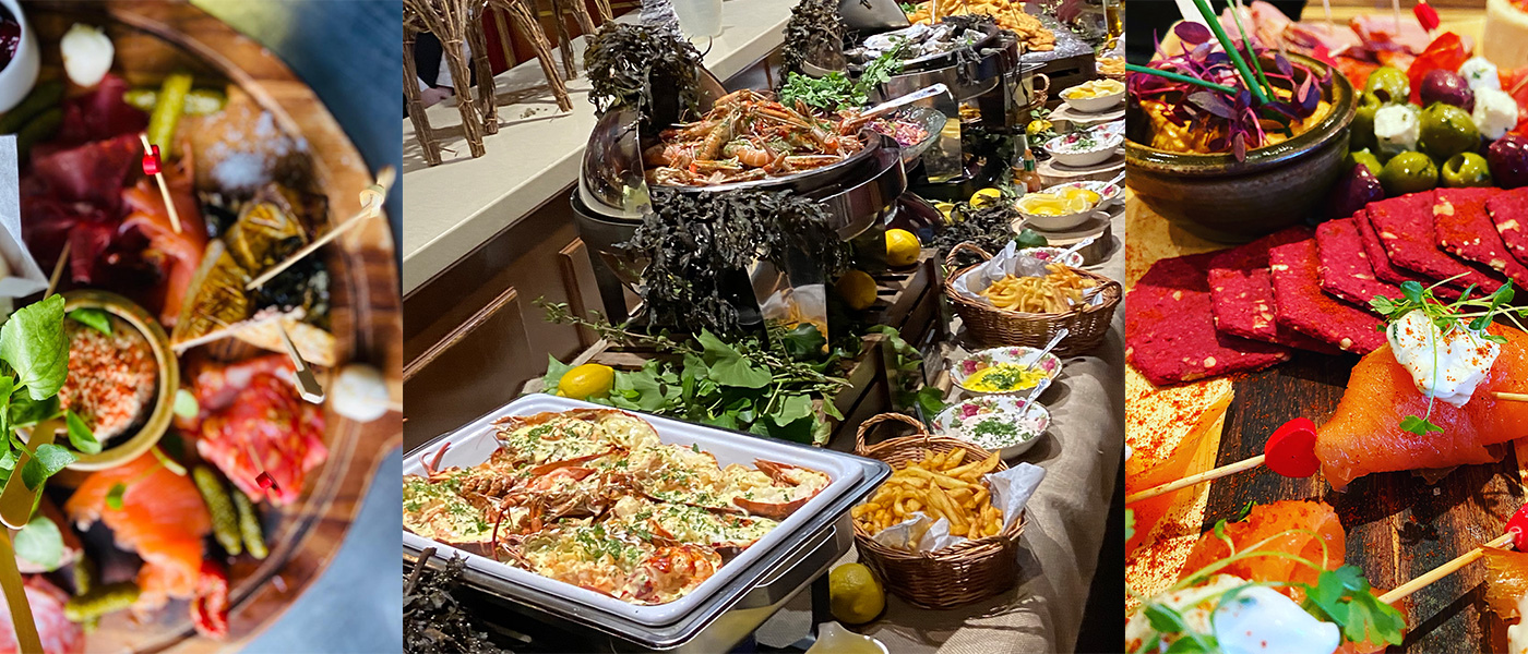 Sharing Platters & Buffets